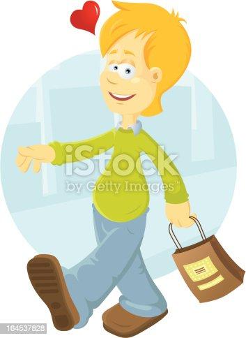 istock Man Shopping 164537828