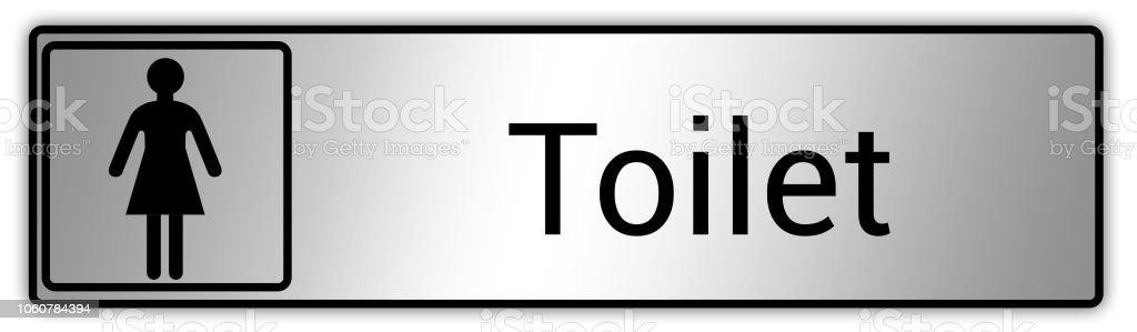Ilustración de Hombre Signo De Mujer Baño Cuarto De Aseo y más ...