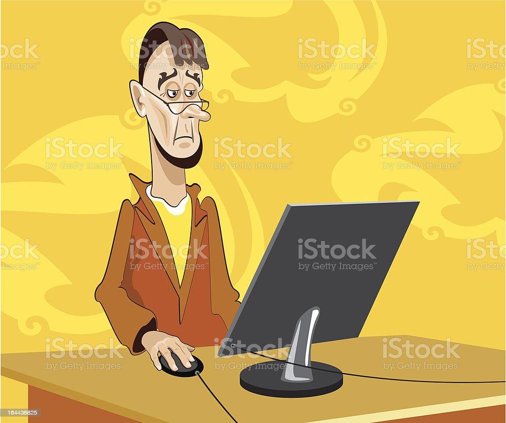 man-hacker