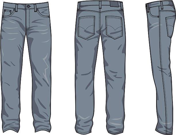 Royalty Free Pants Clip Art Vector Images u0026 Illustrations - iStock