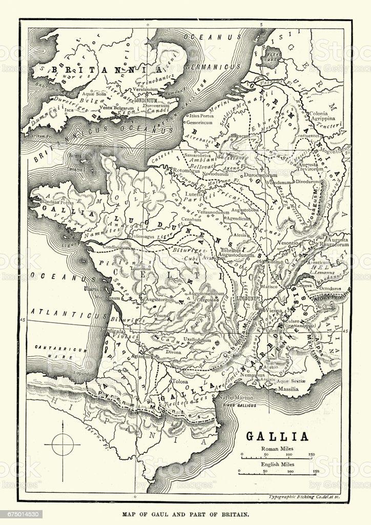 Map Of Ancient Gaul Stock Illustration - Download Image Now ... Gaul Map on julius caesar, dacia map, roman republic, hadrian's wall map, roman legion, numidia on a map, iberian peninsula map, thrace map, england map, sparta map, ancient rome, visigoths map, macedonia map, mark antony, battle of alesia, spain map, huns map, cisalpine gaul, hispania map, iberian peninsula, gallic empire, byzantine empire map, alexandria map, sicily map, gallic wars, greece map, carolingian dynasty, zama map, pyrenees map, decline of the roman empire, constantinople map, athens map,