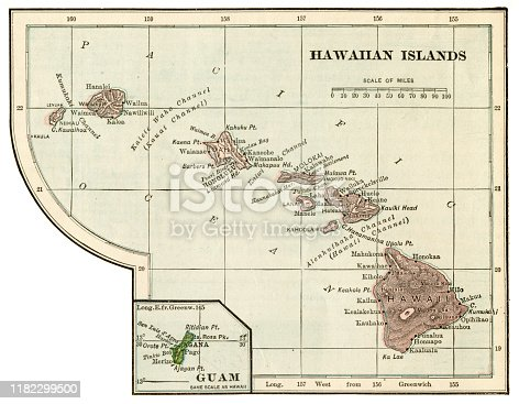 Maury's Geographical Series Manual of Geography - New York 1899