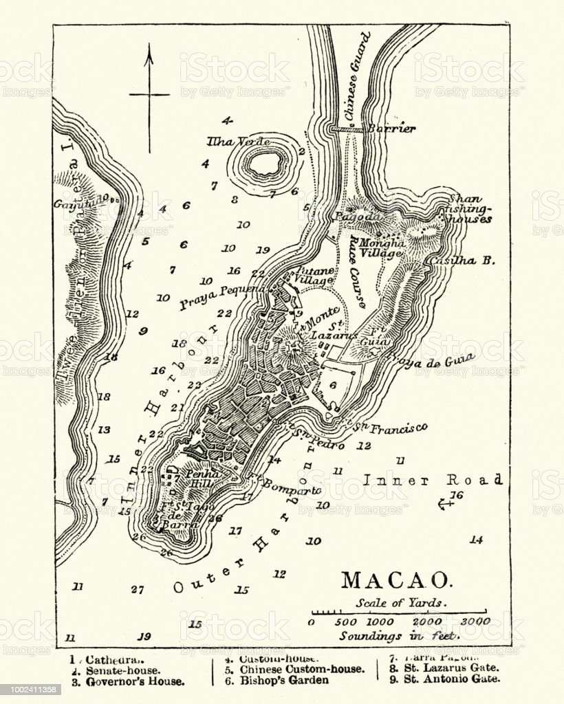 Map Of Macau 19th Century Stock Illustration - Download ... Map Of Macau S on map of sao tome principe, map of hong kong, map of cantonese, map of nanjing university, map of mongolia, map of french equatorial africa, map china, map of bissau, map of hankou, map of scotland, map of sulaymaniyah, map of no. africa, map of ormuz, map of brunei, map of asia, map of cotai, map of malawi, map of democratic kampuchea, map of jinzhou, map of united arab of emirates,