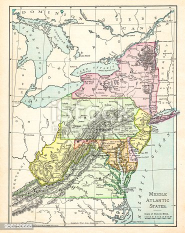 The Rand-McNally Grammar School Geography 1895 - Chicago & New York