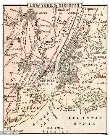 Appleton's American Standard Geographies - New York 1881 - d. Appleton and Company