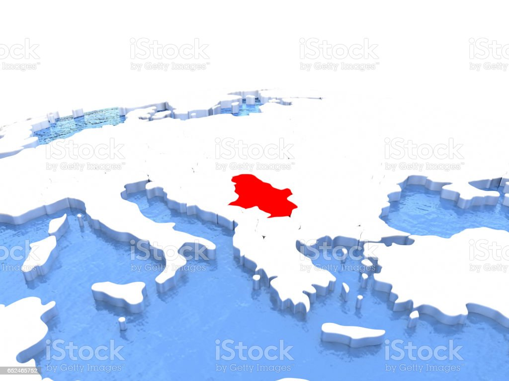 Map Of Serbia On Globe Stock Vector Art & More Images of ... Serbia Country Map on dominica country map, british virgin islands country map, greenland country map, uzbekistan country map, montenegro country map, czech country map, republic of georgia country map, hungarian country map, serbian flag map, gabon country map, vatican country map, burkina faso country map, togo country map, kyrgyzstan country map, world map, u.s. country map, georgia country on a map, turkestan country map, curaçao country map, gambia country map,