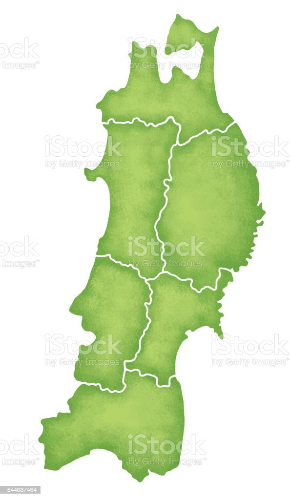 Map Of The Northeast Region Stock Vector Art & More Images ...