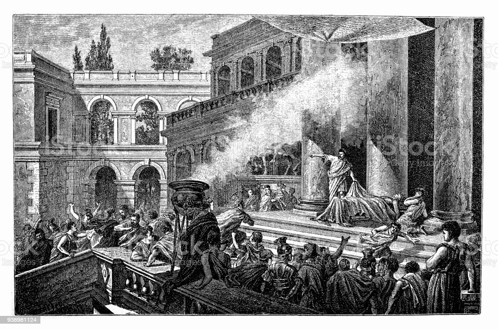 mark antony funeral oration from julius caesar