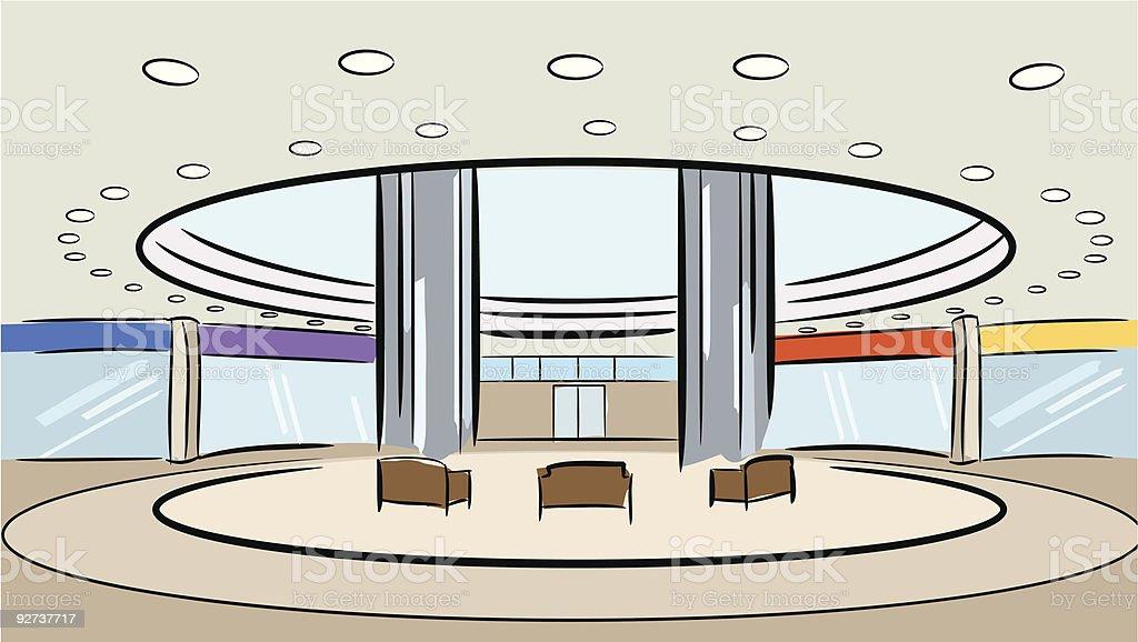 Markt shop innen Lizenzfreies markt shop innen stock vektor art und mehr bilder von architektur
