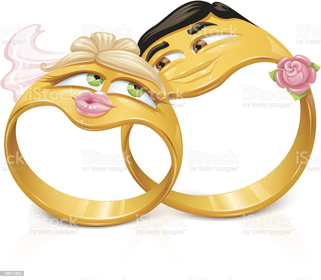 Married royalty-free married stock vector art & more images of beauty