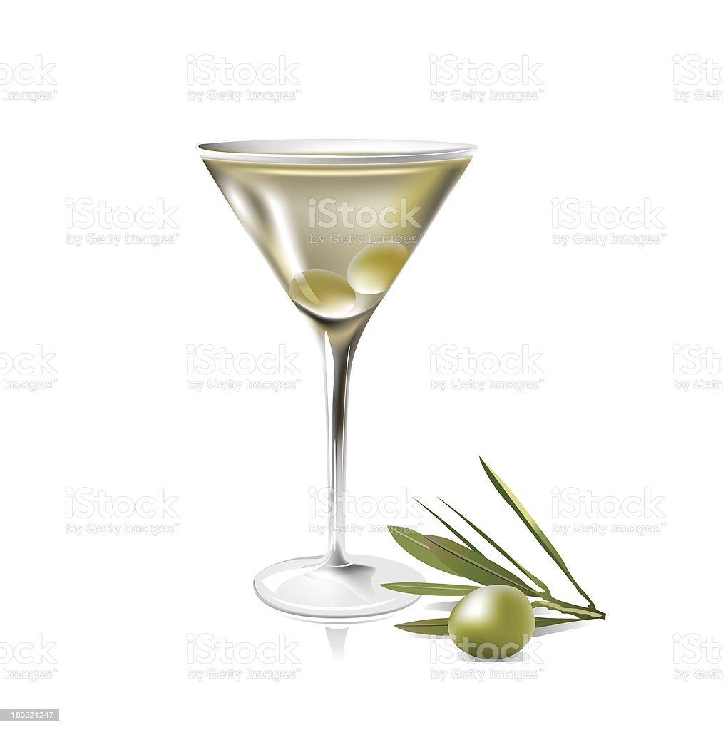 С чем подают мартини бьянко