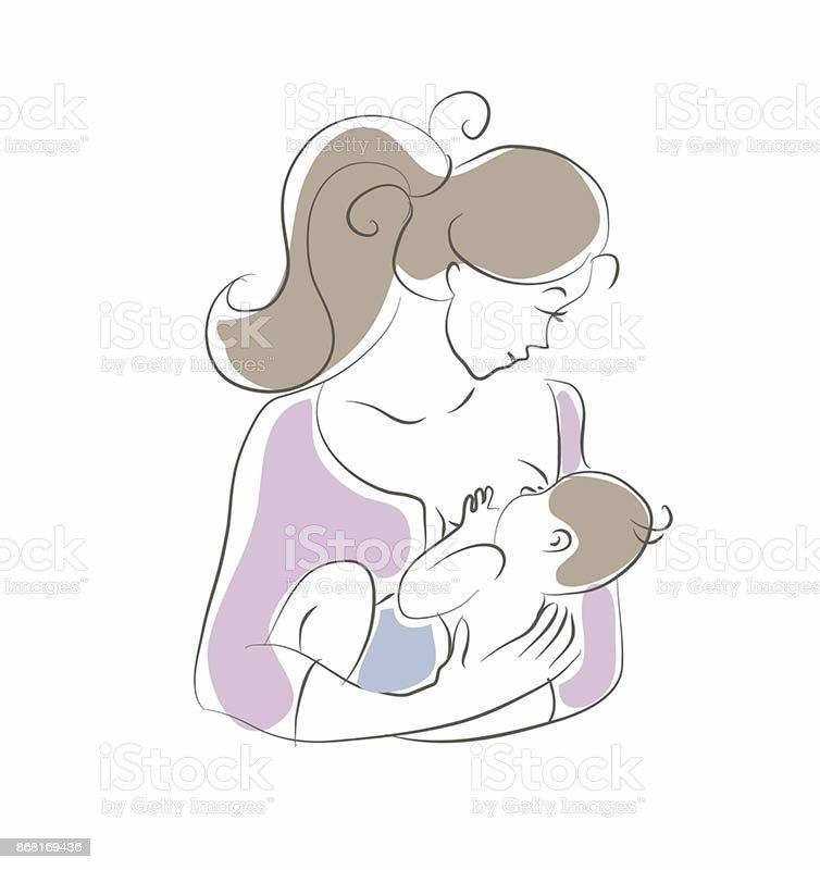 Maternity vector art illustration