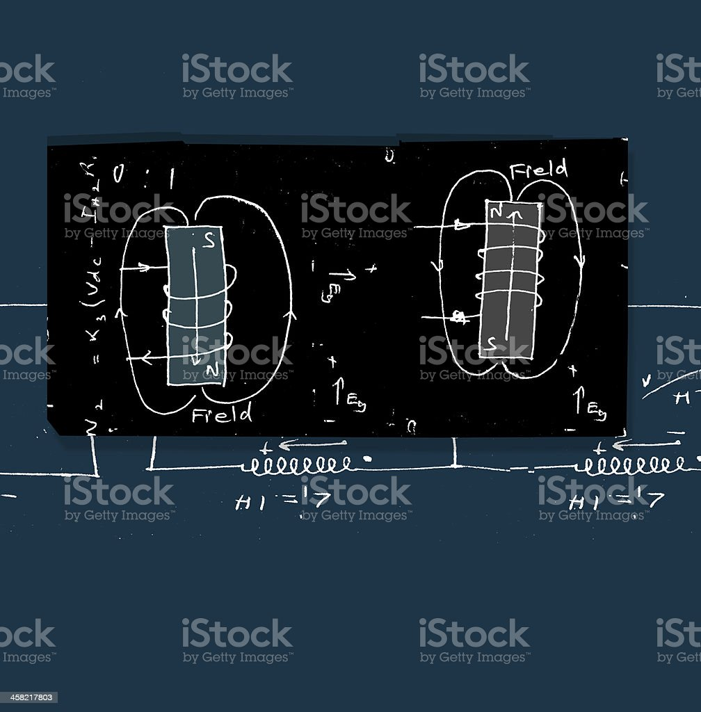 Mathematical Background royalty-free stock vector art