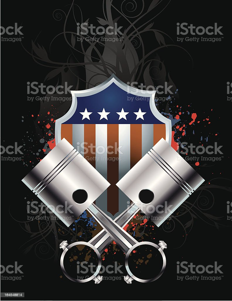 US Mechanic icon royalty-free us mechanic icon stock vector art & more images of backgrounds