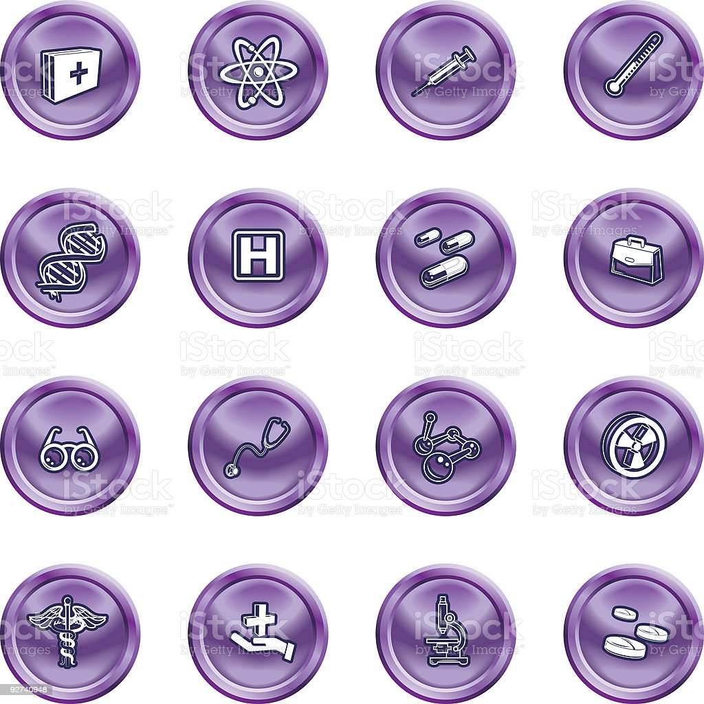 Medical and scientific icons. royalty-free medical and scientific icons stock vector art & more images of advice