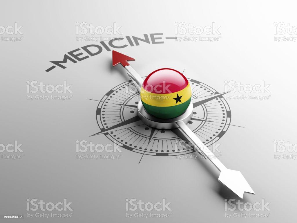 Concepto de medicina - ilustración de arte vectorial