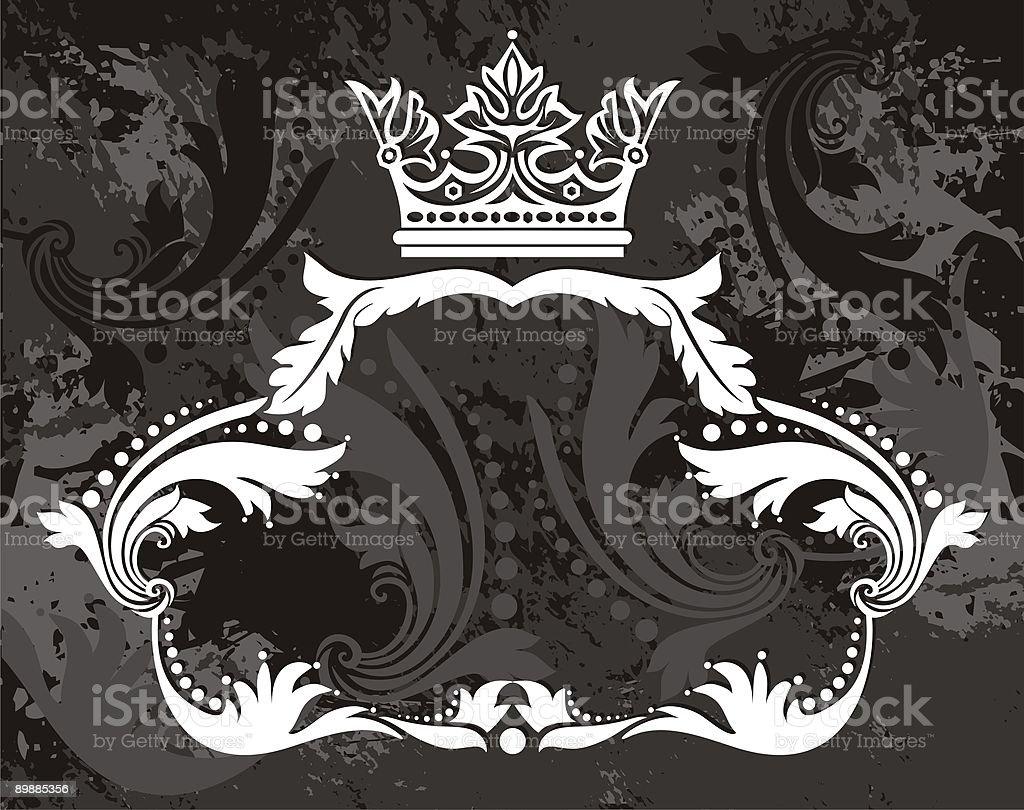 Средневековая frame Средневековая frame — стоковая векторная графика и другие изображения на тему Арт-деко Стоковая фотография