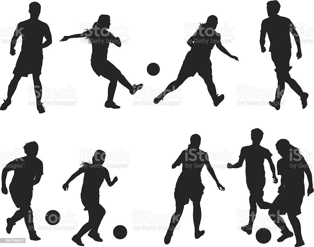 Resultado de imagem para MULHERESe homens jogando futebol - desenhos