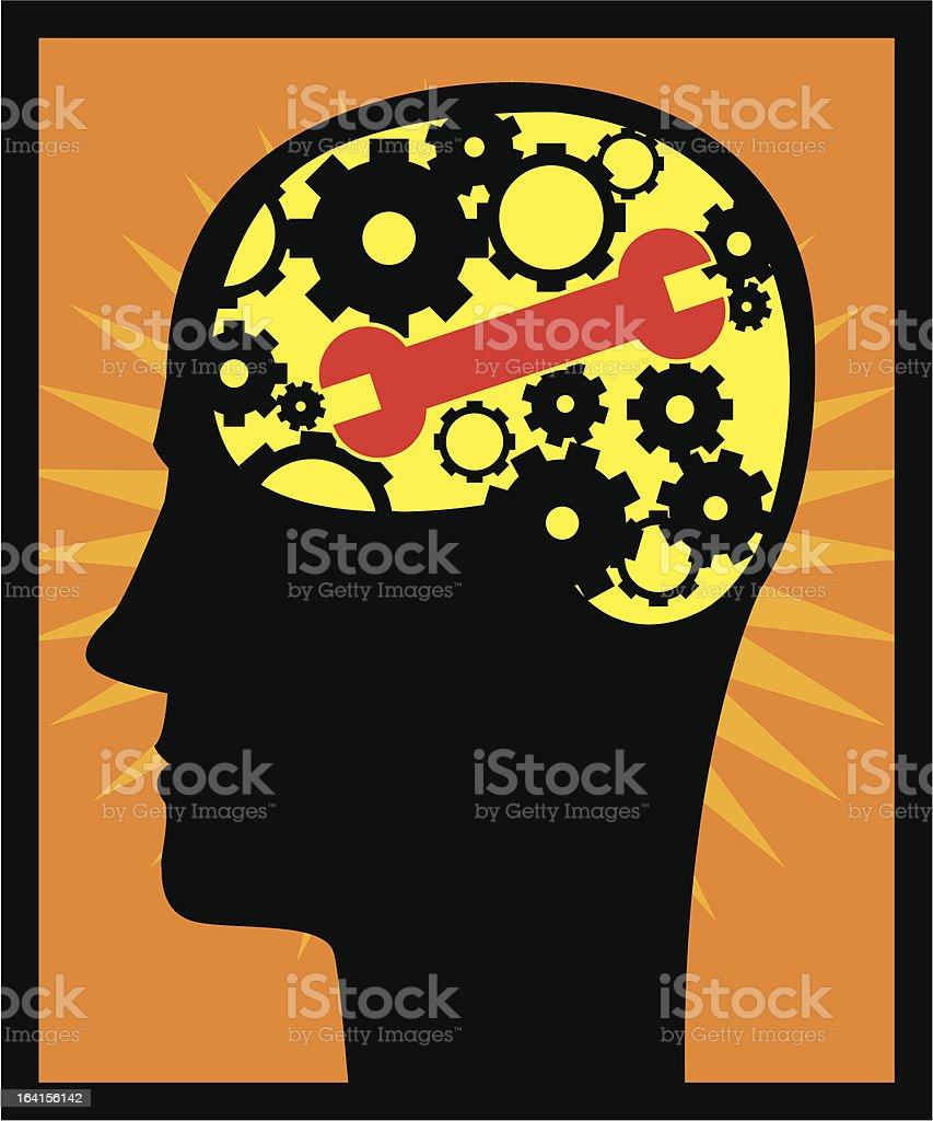 mental health royalty-free mental health stock vector art & more images of brainstorming