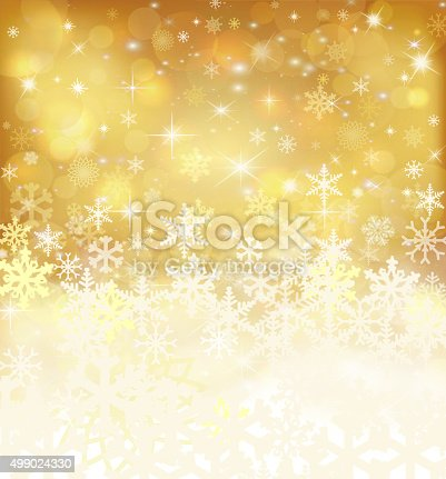 istock Merry Christmas and Happy New Year ! 499024330