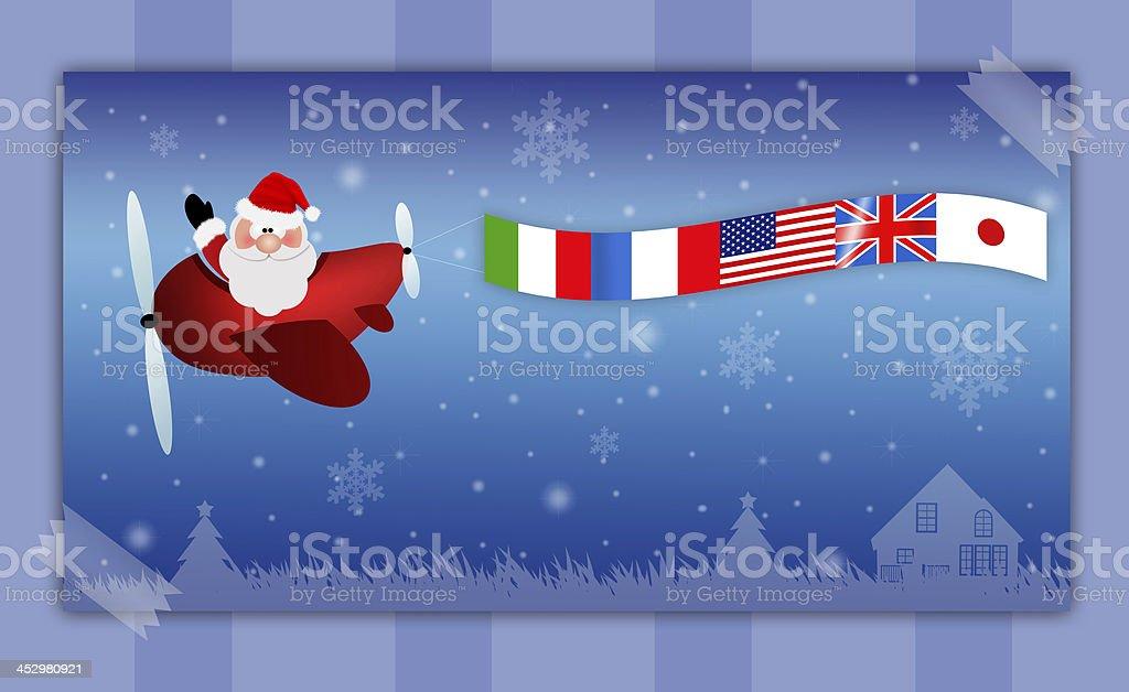 Frohe Weihnachten Flugzeug.Frohe Weihnachten Stock Vektor Art Und Mehr Bilder Von Baum