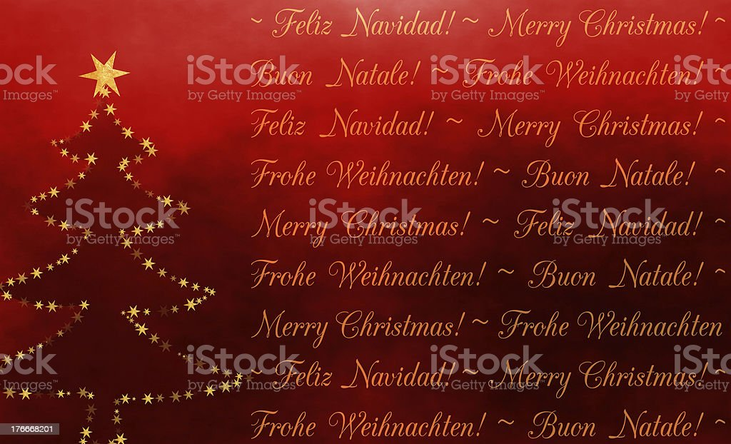 Merry Christmas international royalty-free merry christmas international stock vector art & more images of backgrounds