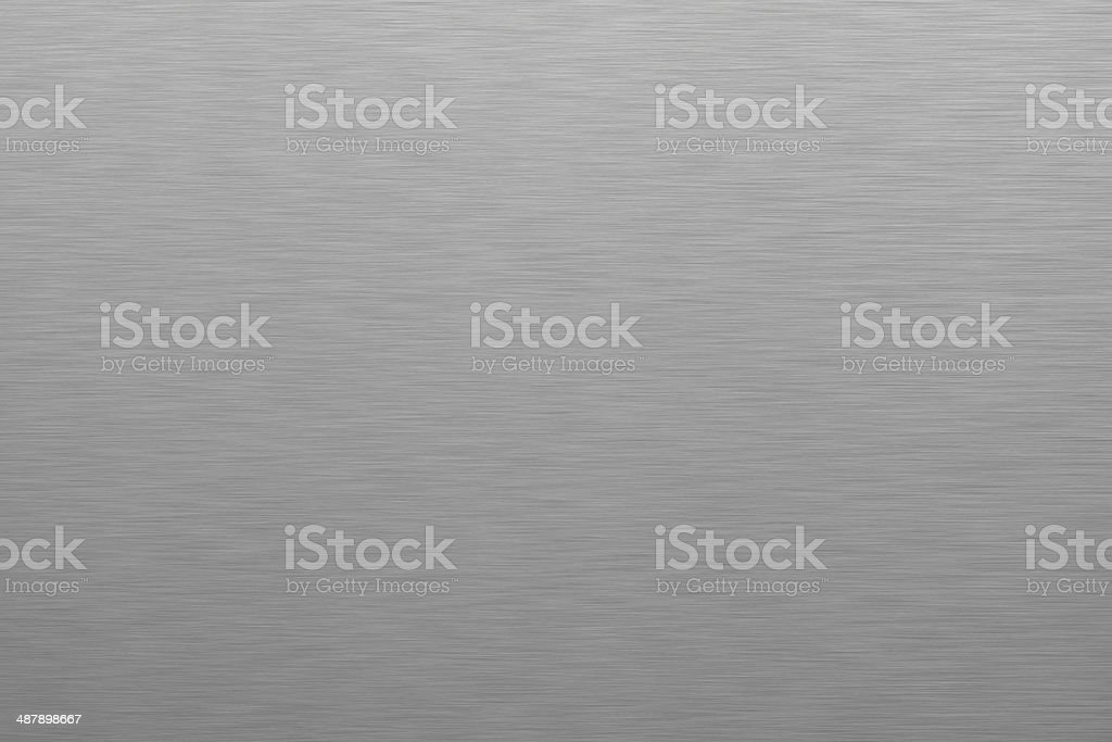 Metal background. vector art illustration