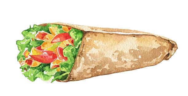 Veggie Mexican Food