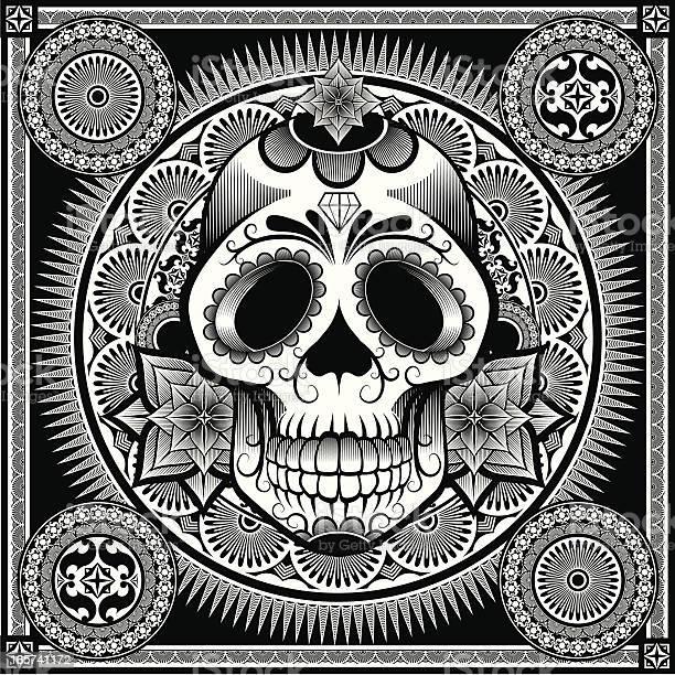 Mexican sugar skull illustration id165741172?b=1&k=6&m=165741172&s=612x612&h=cfmclnr8hobrvgbrytyj1lo9cfovc8dnwxsrya0136i=