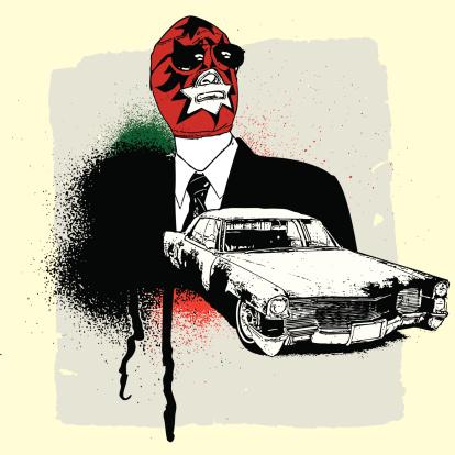 Mexico Fight Via Cadillac
