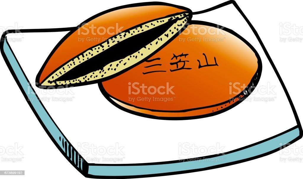 Mikasa tribute mikasa tribute - arte vetorial de stock e mais imagens de comida doce royalty-free