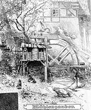 Mill idyll