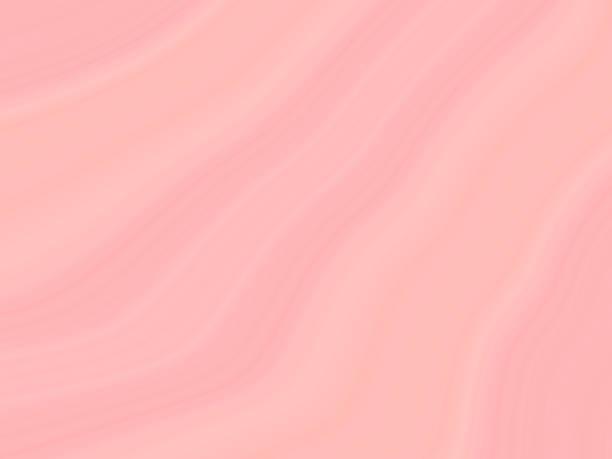 千禧粉紅貝爾奧伯爾梯度波浪背景柔和玫瑰金最小圖案 - 淺粉色 幅插畫檔、美工圖案、卡通及圖標