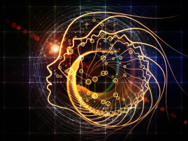Mind Expansion vector art illustration