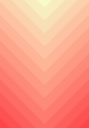 Minimalist Modern Geometrical Lines Yellow Red Vertical Background