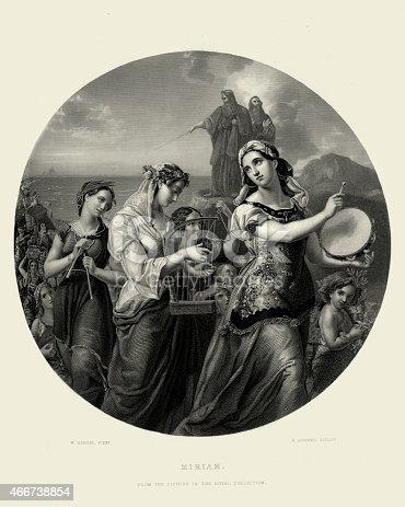 istock Miriam's Song of Praise by Wilhelm Hensel 466738854