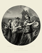 istock Miriam's Song of Praise by Wilhelm Hensel 466738854