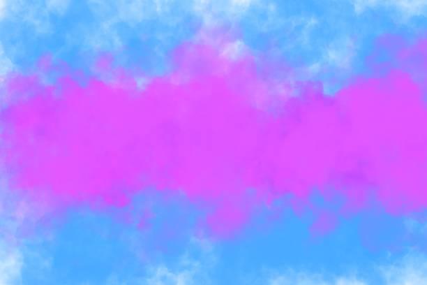 illustrazioni stock, clip art, cartoni animati e icone di tendenza di misty background in gently violet and blue colors - huế