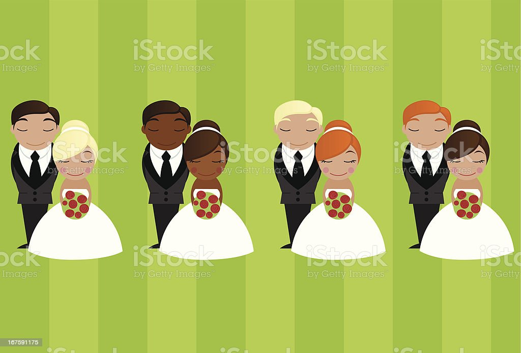 Mix & Match Cake Toppers royalty-free mix match cake toppers stock vector art & more images of adult