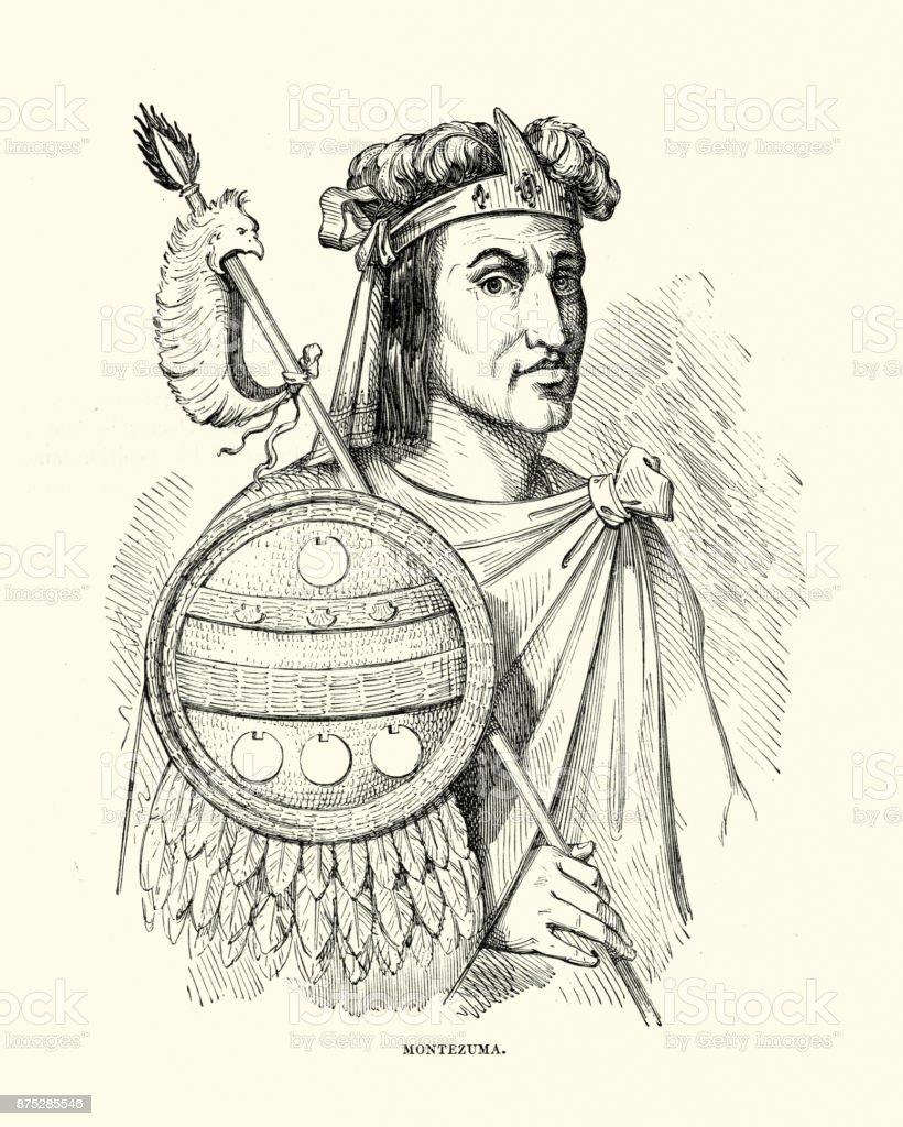 emperor montezuma ii