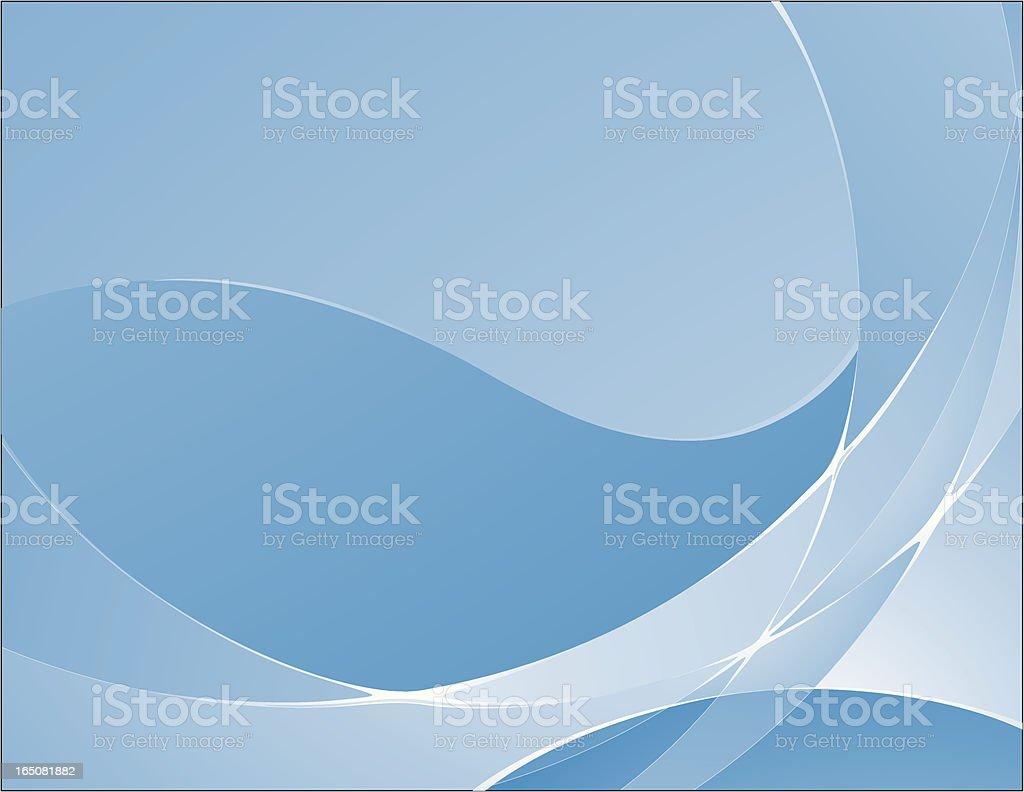 Modern Blue royalty-free stock vector art