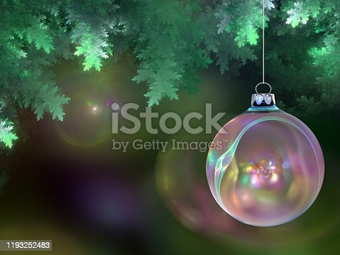 istock modern christmas or new year composition 1193252483