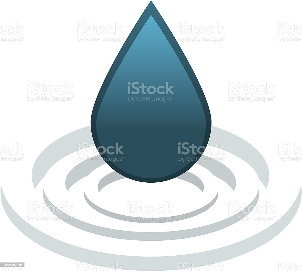 modern drip royalty-free stock vector art
