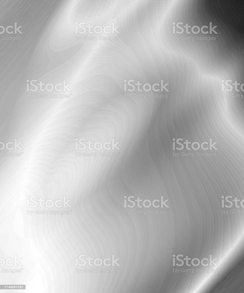 モノクロ抽象テクスチャ背景黒グレー白のグラデーションメタリック壁紙