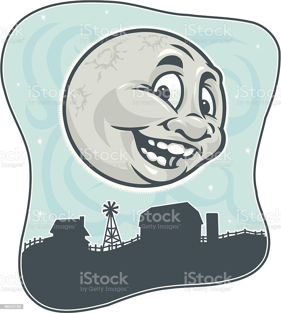 MoonGlow royalty-free moonglow 0명에 대한 스톡 벡터 아트 및 기타 이미지