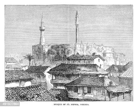 Mosque of St Sophia, Nikosia