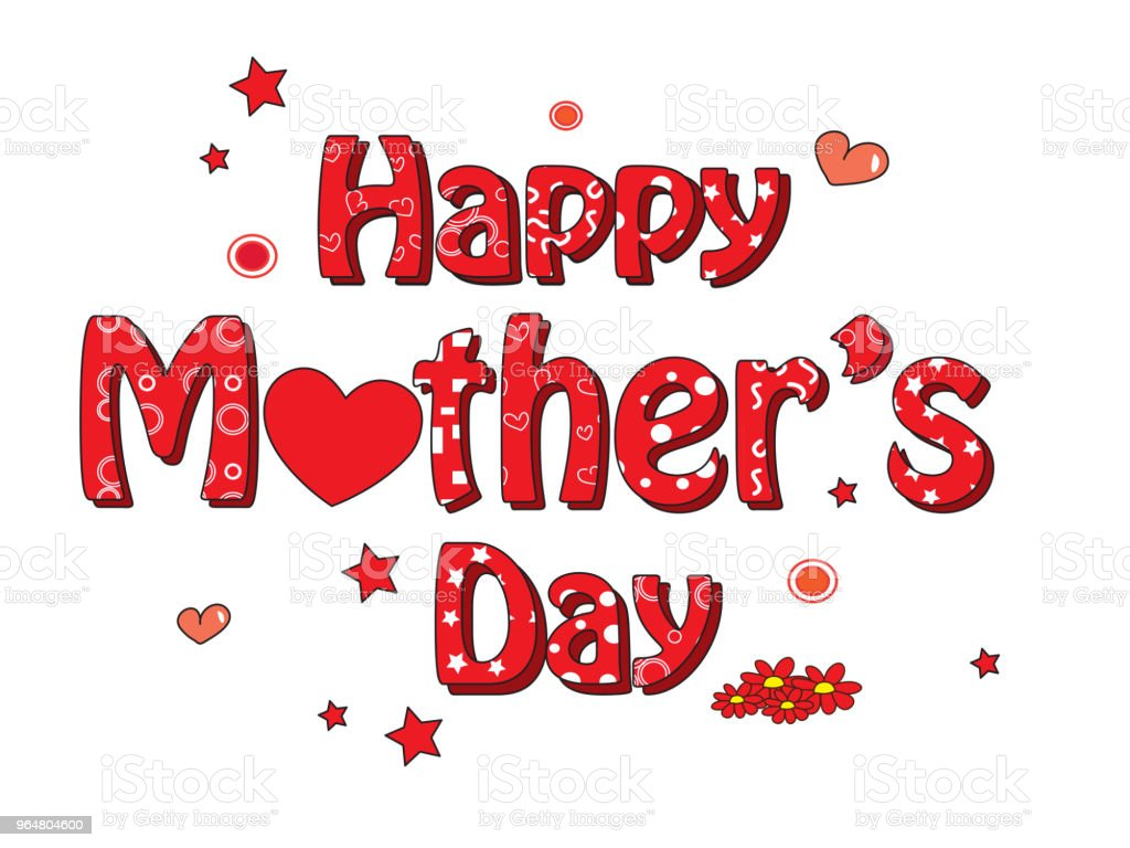 mother day royalty-free mother day stock vector art & more images of art