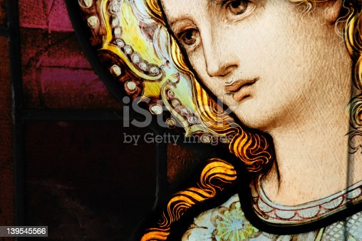 istock Mother Mary Window 139545566