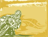 Motorcycle Background Series