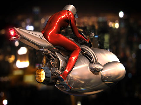 Motorcycle in The Future